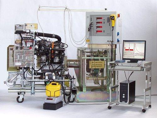 Bancos de prueba de la potencia de motores