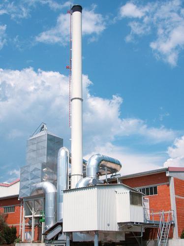 RTO - Regenerative Thermische Oxidation   Engineering