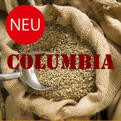 Rohkaffee Columbia