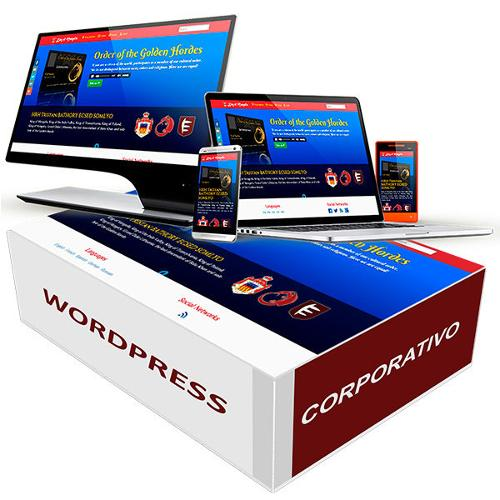 WordPress Corporativo