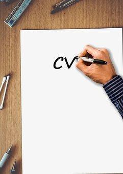 Write Your Curriculum Vitae & Job Search