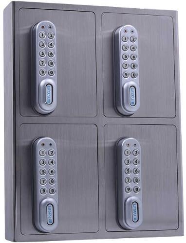 Coffre-fort à clés électronique