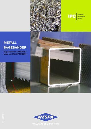 WESPA Metal Bandsaw Blade