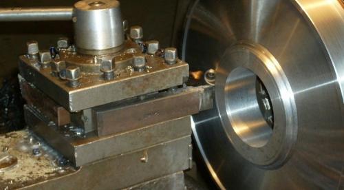 Custom CNC Metal Machining