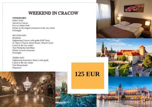 WONDERFUL WEEKEND IN CRACOW!