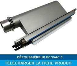 Dépoussiéreur ECOVAC 5