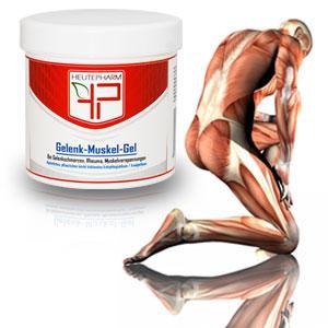 Гель для суставов и мышц
