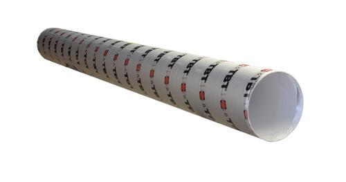Tube de coffrage carton rond