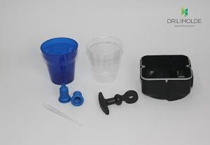 injection de caoutchouc et de plastique