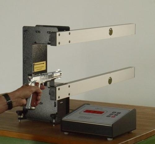 Geschwindigkeitsmesser VM für fliegende Teile /...