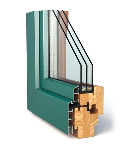 Holz-Alu (Fenster 68|78|92)