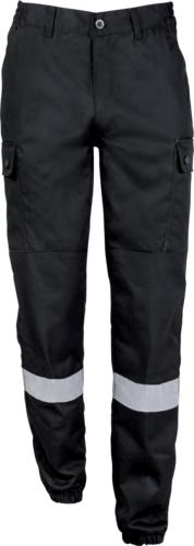 Pantalon Securite Bande Retro-Reflechissantes