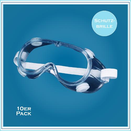Schutzbrille (Infektionsschutz)