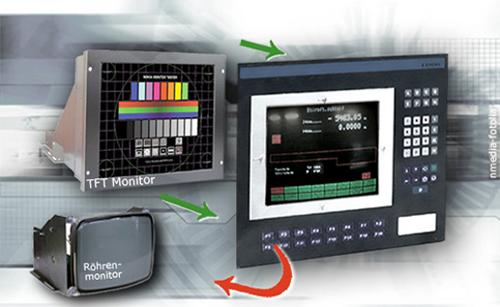 LCD/TFT мониторы