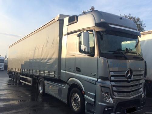 Transport France Portugal