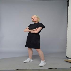 Premium Straight fit dress
