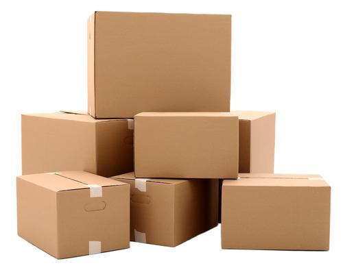 Stretch films for pallets of boxes