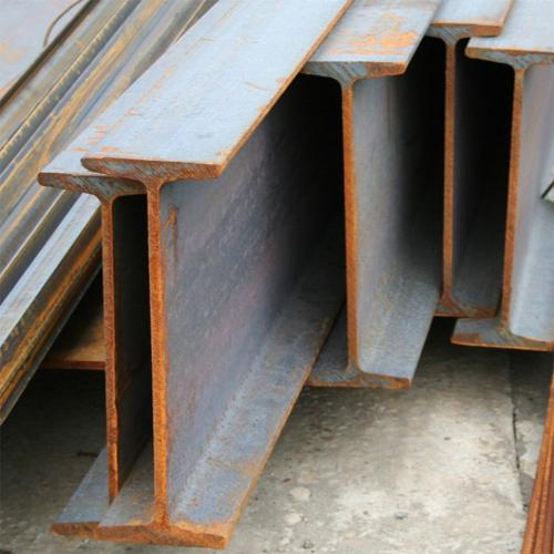 Балка двутавровая стальная