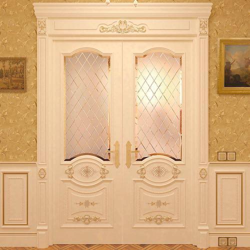 Классические межкомнатные двери на заказ