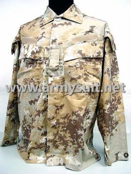 Italian Desert Camo Uniform