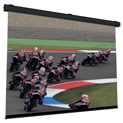 Grands écrans enroulables motorisés