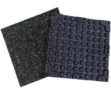 Quick-Connect sportvloer tegels
