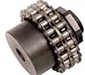 Accouplement à chaîne limiteur de couple à friction