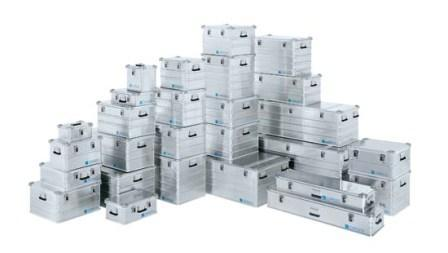Поставка: Боксы (контейнеры) алюминиевые (пр-во Германии).