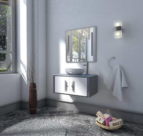 Basco Zero (BA1006-80) - Bathroom vanity
