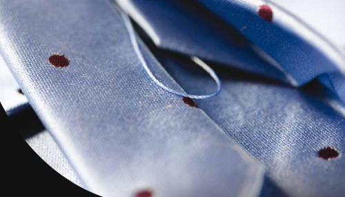 Neckwear silk