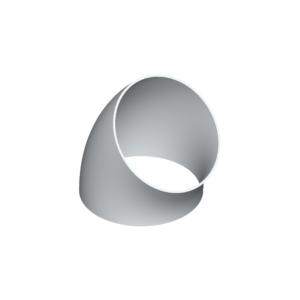 02045- Elbows, aluminium acc. to EN 754/755, EN AW 5083-0