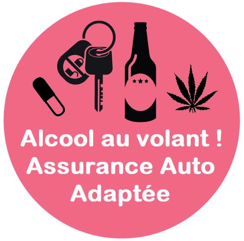 Assurance auto pour alcoolémie