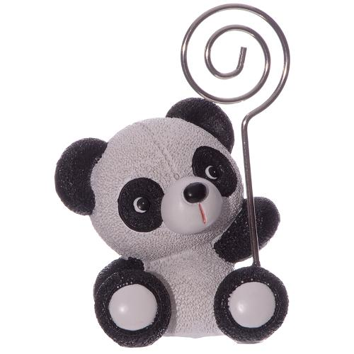 Panda with photoholder