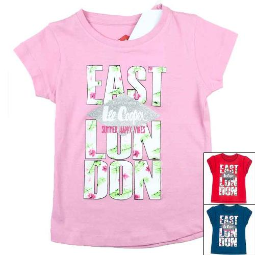 Manufacturer T-shirt kids licenced Lee Cooper