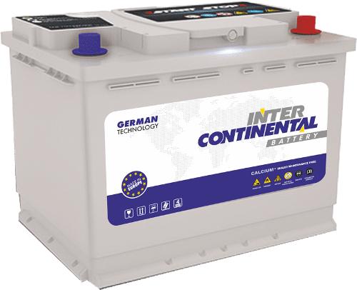 Start & Stop - Battery
