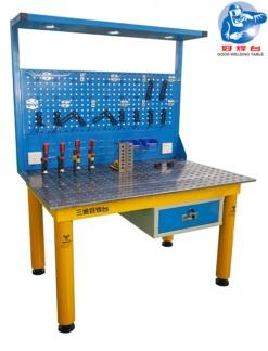 2D Robot welding table jigs fixtures platform