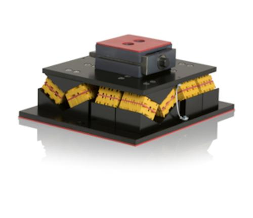 Maschinenlagerungssysteme MULTIDAM® MD-4axis