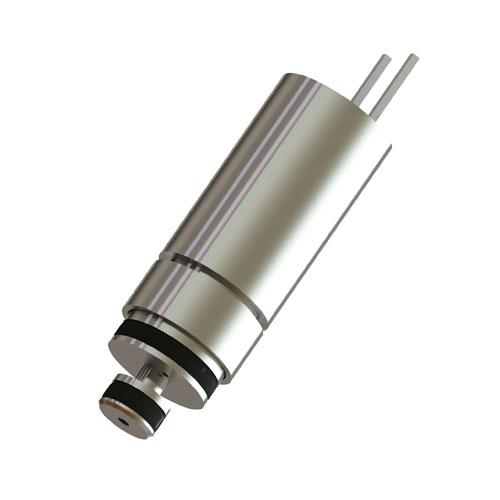 STAIGER Media-separated Microvalve