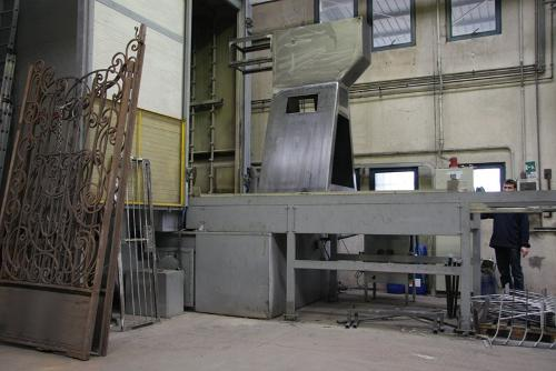 Lavaggio metallico