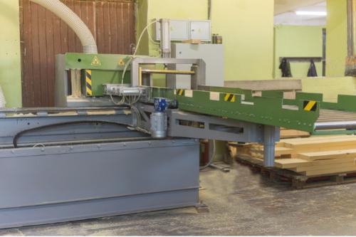 Tenon-cutting machine ШСК-600