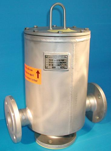 Combined pressure and vacuum valves - KITO VD/TL-...
