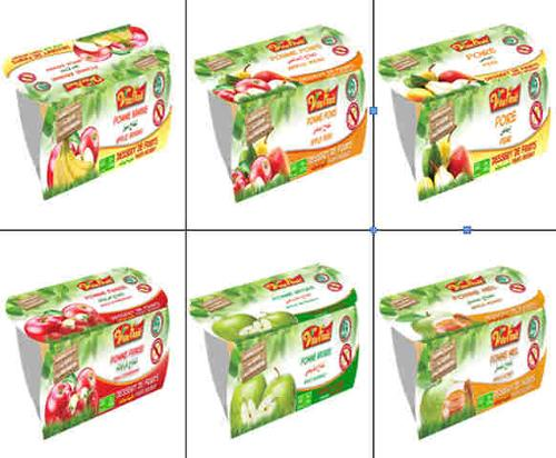 VITAFRUIT-compotes de fruits