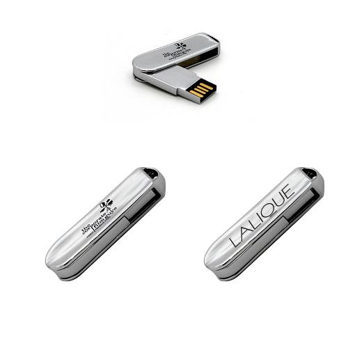 Cle USB Twist Métal