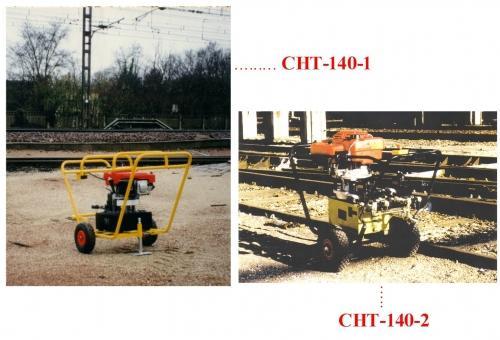 Centrales hydrauliques portables