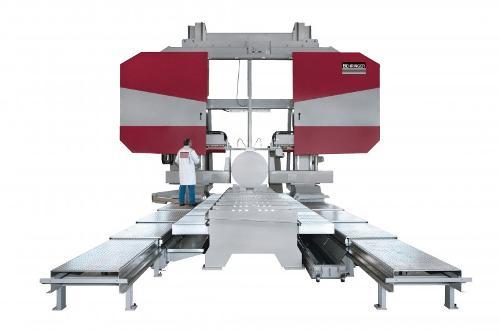 Großbandsäge - GANTRY-Maschinen
