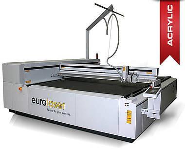 Machine laser pour acrylique