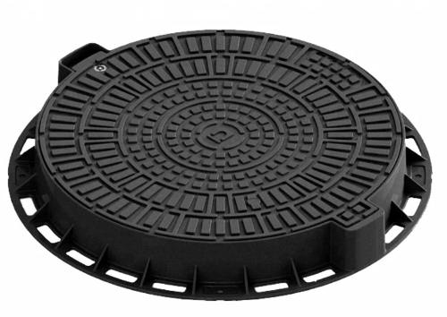 Manhole cover D600-8 FCD500