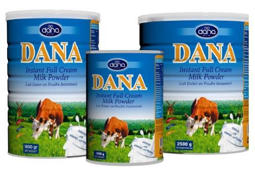 Instant-Vollmiilchpulver + fettgefülltes Milchpulver