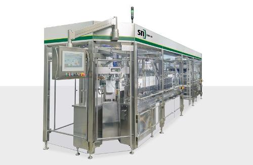 HFFS Pouch-Packaging Machine FMH 80