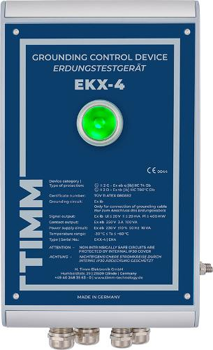 Grounding Control Device EKX-4